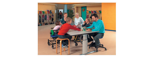Height Adjustable Desks from Ropox