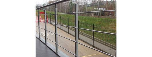 Sentinel - Stainless Steel Balustrades