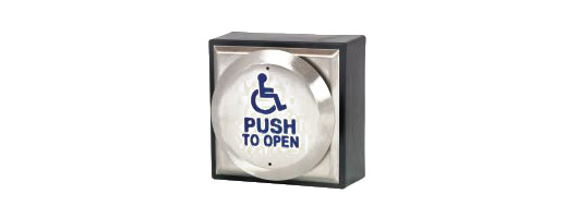 Push to Open Door Buttons from Hoyles Electronic Developments Ltd