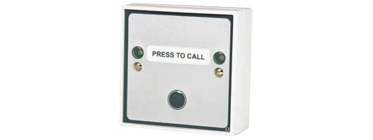 Plastic Call Button from Hoyles Electronic Developments Ltd