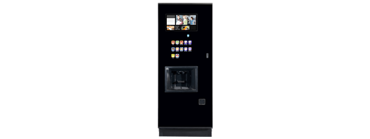 Step Floorstanding Vending Machine