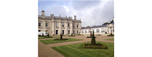 Tedworth House Resin Bound Surfacing