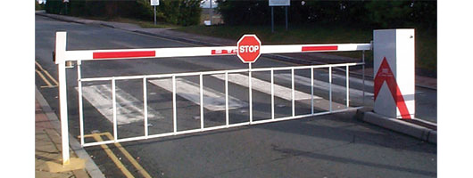 Automatic Barrier from Frontier Pitts