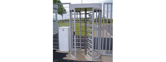 Turnstile from Frontier Pitts