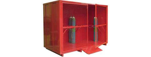 Gas Cylinder Stores E-GCS30