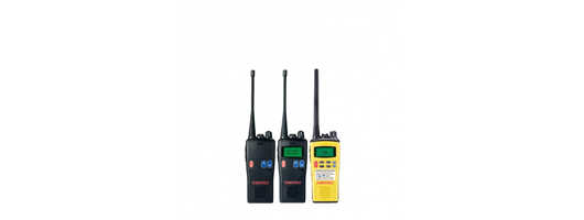 Intrinsically Safe Atex Radios (Licensed)