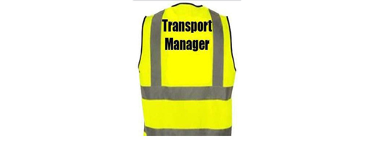 Transport Manager Training