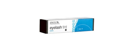 Strictly Professional Eyelash Tint Black