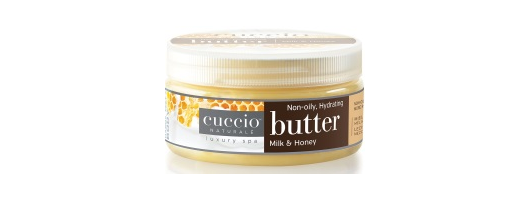 Cuccio Naturale 226g Milk & Honey Butter
