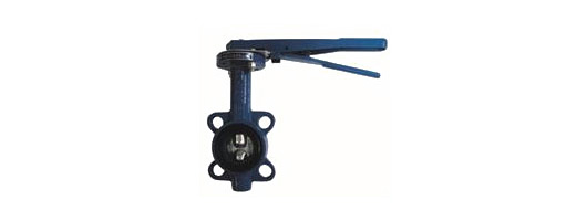 GE Butterfly Valves Iron