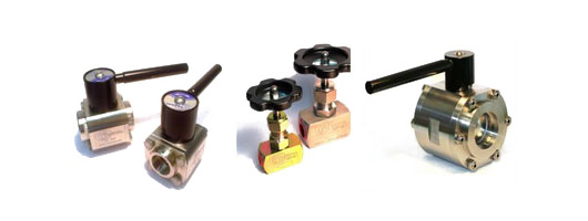 TecVal Products - High Pressure Ball Valves and Needle Valves