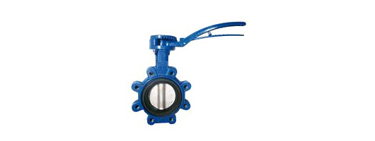 Lugged WRAS Approved Butterfly Valves
