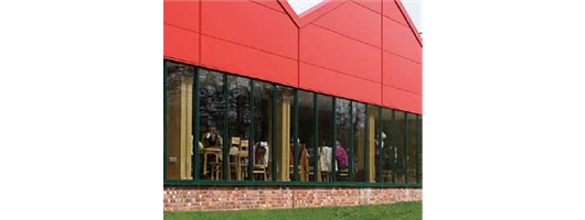 Shopfronts & Curtain Walling