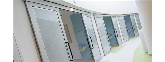 Cleanroom & Hospital Doors