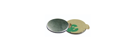 Adhesive Backed Disc Magnets