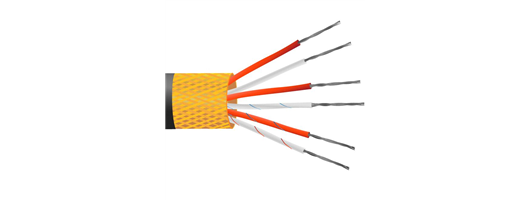 4 Core PVC Insulated, Tin Plated Copper Screen, PR…r Cable Wire