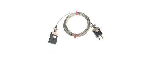 Type J Glassfibre Thermocouple Extension Leads wi… Sockets (IEC)