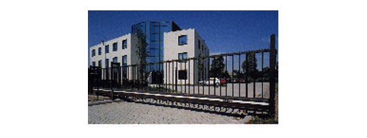 The Delta Automatic Sliding Gate
