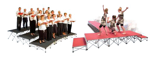 The Ultralight™ Staging Systems