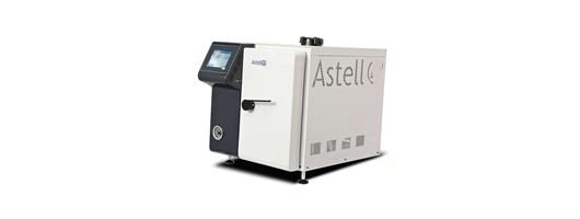 The Astell 33-63 Litre Benchtop Autoclave Range