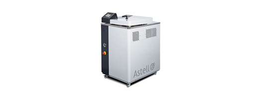 The Astell 95-135 Litre Top Loading Autoclave Range