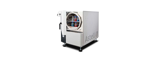 The Astell 120-344 Litre Front Loading Autoclave Range