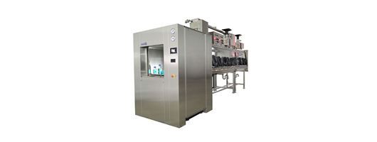 The Astell 250-1200 Litre Double Door Square Autoclave Range