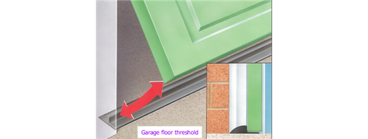 Garage Door Threshold Seals