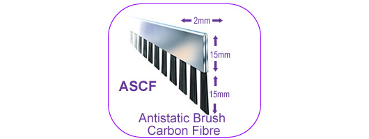 Antistatic Brushes