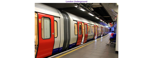 Past Projects - London Underground