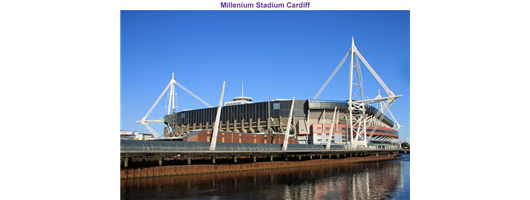 Past Projects - Millenium Stadium Cardiff