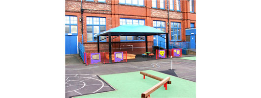 Cicogna, Heald Place Primary School, Manchester