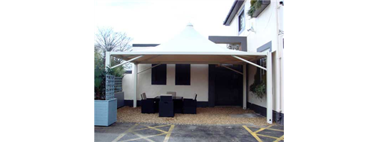 Airone Tipo Canopy, Risely Park Hotel