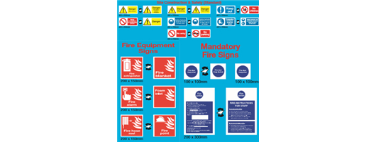 Health & Safety Signs
