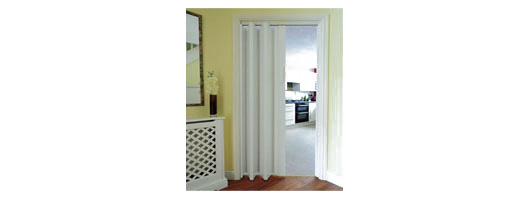 White Wood Partitions