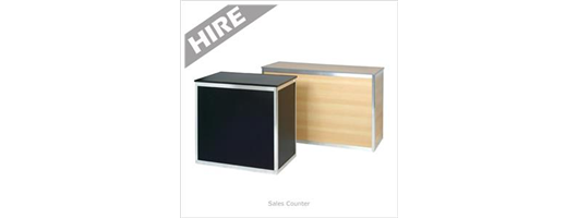 Counter Hire