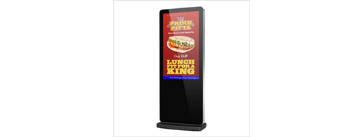 Indoor Free Standing Screens And Signage