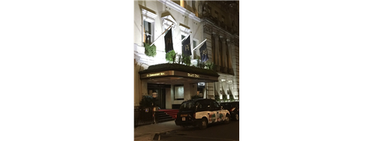 Connaught Rooms – Covent Gardens, London