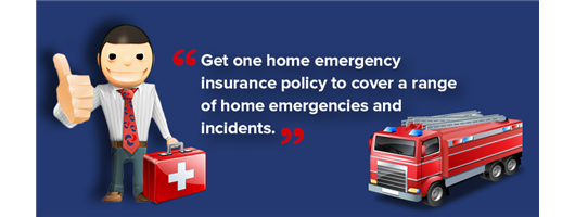 Home emergency cover