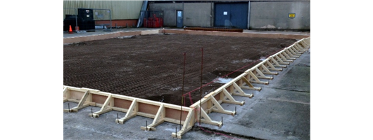 Groundworks for Steel Buildings