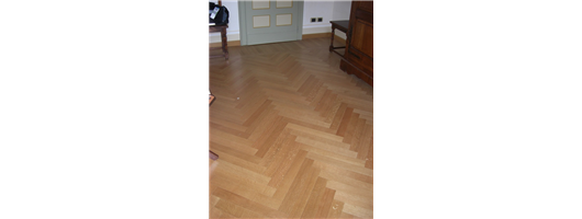Fitting - Wooden Flooring
