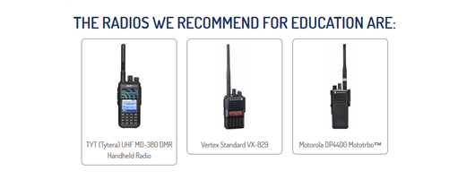 Education Radios
