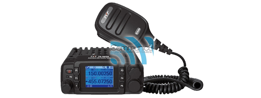 TYT TH-8600 25W Mini Mobile Two Way Radio