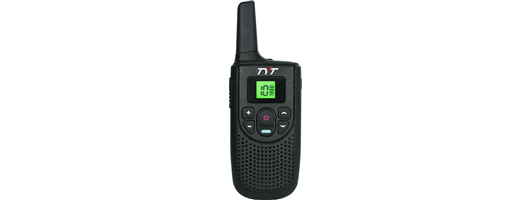 TYT TH-258 PMR 446 License Free Walkie Talkies