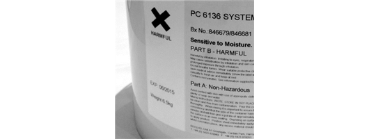 Two-Part Adhesive Single Skin