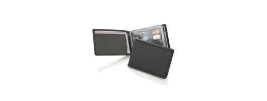 Hampton Leather Deluxe Credit Card Holders