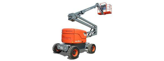 MEWP Articulated Boom Training