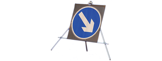 Roll-Up Traffic Signs