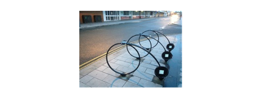 50mm Cycle Stands