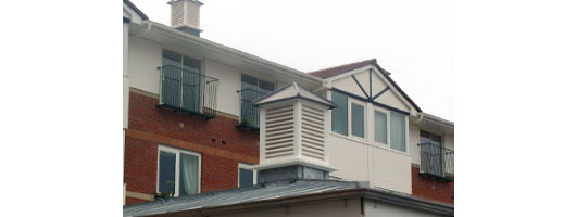 Roof turret from Good Directions Ltd